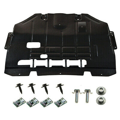 Peugeot 307 2001-2008 UNDERTRAY Under Engine Cover+ Fitting Kit