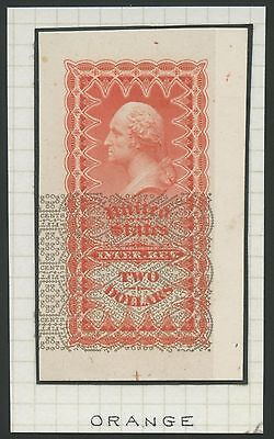 T.E. #25-Ia DIE ON INDIA RED & BROWN LOWER PORTION PRINTED FRACTIONAL WL7950 WLB