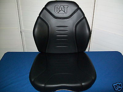 CAT Caterpillar Skid Steer Suspension Seat Replacement Cushion Kit,216B,226B,246