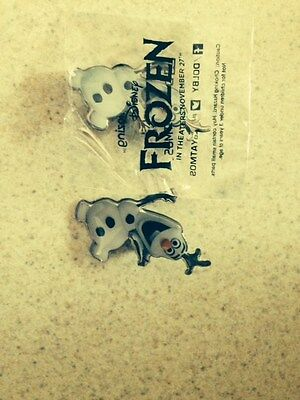 NEW in package Disney's Frozen collectible movie pin Olaf