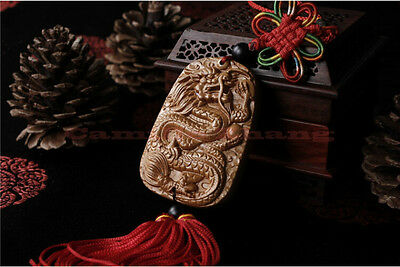 Dragon woodcut ornaments,Car Pendant/Ornament/Amulet/Hanging/Car hung,AZJ005