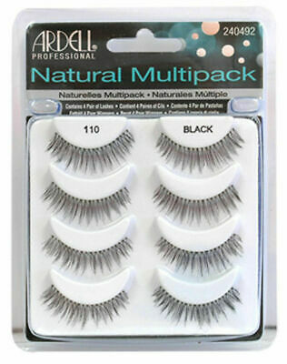 Ardell Natural Multipack #110 Black - 61407