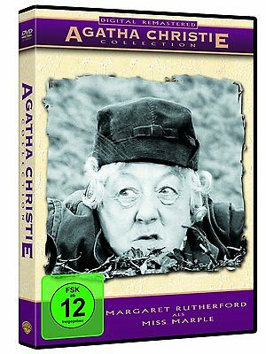 Miss Marple Edition Agatha Christie Remastered Collection Dvd Box Deutsch