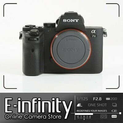NEW Sony Alpha a7II Mirrorless Digital Camera (Body Only)