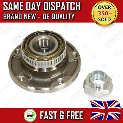 Bmw 3 Series (E46) 316 318 320 323 325  Front Wheel Bearing 98>05 With Abs Ring