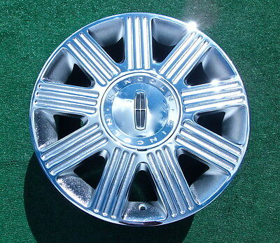 4 NEW 2003 2004 2005 CHROME Lincoln TOWN CAR TownCar OEM Factory Style 17 WHEELS