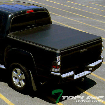 Lock & Roll Soft Tonneau Cover 2004-2014 Ford F150 Super Crew Styleside 5.5 Bed