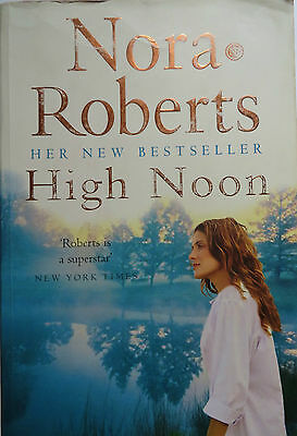 High Noon by Nora Roberts (large Paperback, 2007)