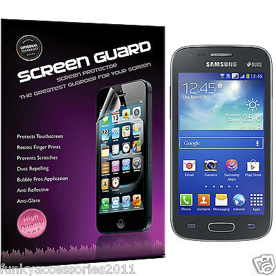 Samsung Galaxy Ace 3 High Quality Crystal Clear LCD Screen Protector