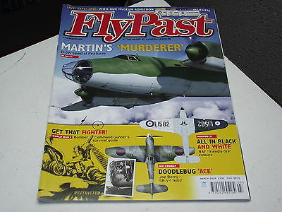 Flypast Magaziine 2009 Mar - B-26 Marauder In Focus, RAF Friendly Colours, V-1's
