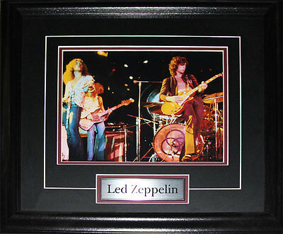Led Zeppelin 8x10 frame