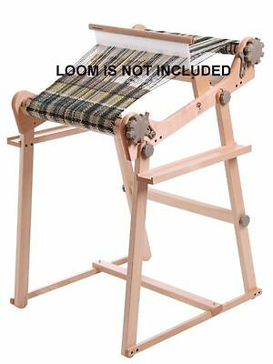 Loom Stand for Rigid Heddle Loom - Ashford  - bare timber - choose from 3 sizes