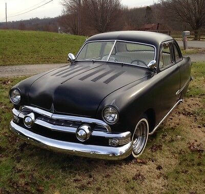 Ford : Other club coupe 1951 ford buisness coupe club coupe hot rod street rod kustom 1949 1950