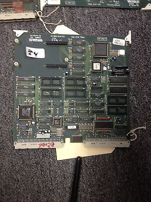 WMS 360 / 550 VIDEO CPU BOARD UnTested Williams Z4