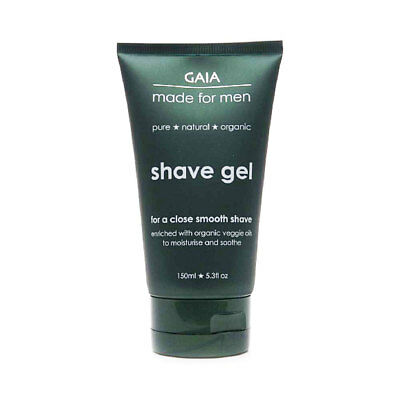 Gaia Made For Men Shave Gel (150ml) | BRAND NEW