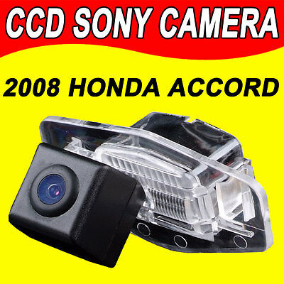 CCD car reverse rear view camera for Honda Accord Civic EK Pilot CRV FD Odyssey