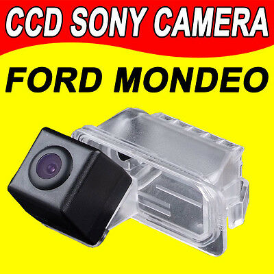 CCD car reverse camera for Ford Fiesta Kuga S-max Mondeo Focus facelift kamera