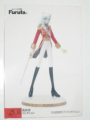 The Rose of Versailles Lady Oscar Figure in Red - A (G-A)