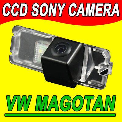 Sony CCD VW magotan polo night version LED auto car reverse camera color back up