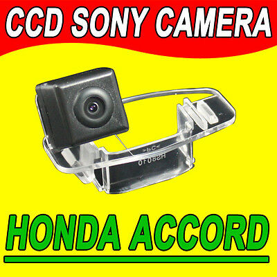 Sony CCD car reverse camera for Honda Accord civic auto color backup parking cam