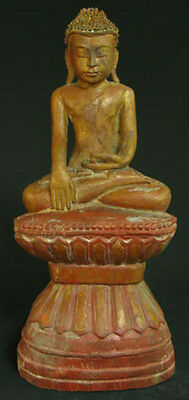 Old Sitting Buddha Statue | Buy old Buddha statue for sale