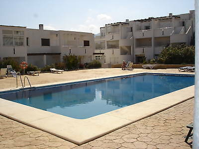 Holiday Apartment 2 Bedroom Mojacar Spain 5-07-14 To 6-09-14