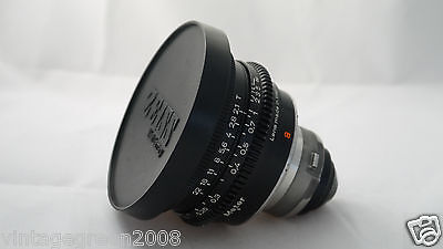 ARRIFLEX 16 mm Carl Zeiss Distagon 2/8 LENS