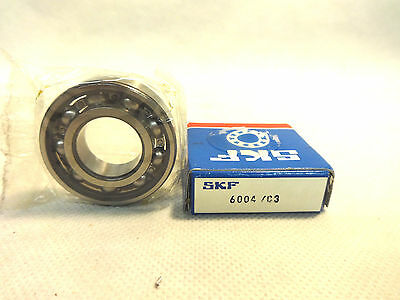 New In Box Skf 6004/c3 Ball Bearing