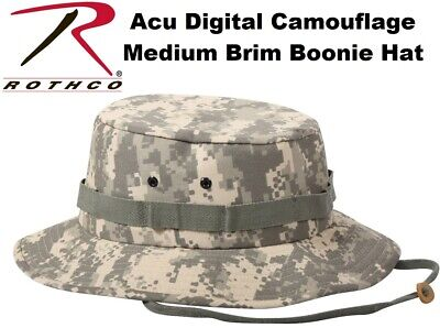 Boonie Hat Acu Digital Camouflage Military Style Boonie Hat Jungle Hat 5458