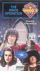 Doctor Who - The Ribos Operation (1994) VHS Tom Baker/Romana - Like New Copy+++