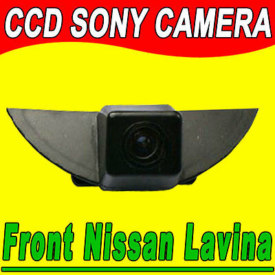 CCD for car Logo Mark Front View Camera Nissan X-Trail QASHQAI volvo XC60 kamera
