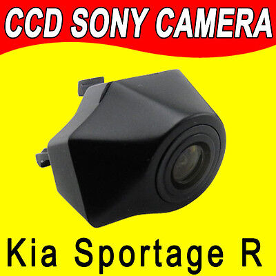 CCD car camera for Kia Sportage R front logo camera auto PAL/NTSC waterproof HD