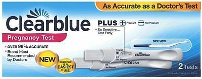Clearblue Pregnancy Test Sticks Kit (Pack of 2)
