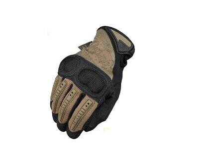 Mechanix M-Pact 3 MPACT Coyote Tan Gloves in all sizes ***Free ITW CARABINER***