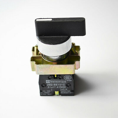 NEW ON-OFF-ON 2NO Twist 3 Position Select Selector Switch