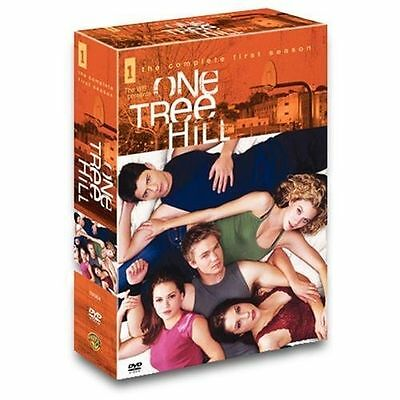 One Tree Hill - The Complete  First Season 1 DVD, 6-Disc Set) NEW SEALED
