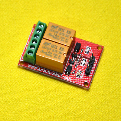 Hot sale 1pc 5V Two 2 Channel Relay Module For PIC AVR DSP ARM Arduino