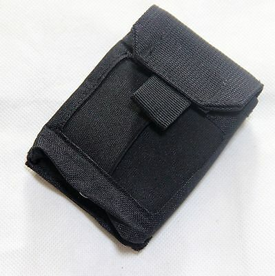 New Airsoft Molle Modular Nylon EMT Medical Glove Pouch Black