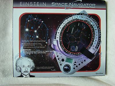 Einstein SPACE NAVIGATOR Electronic Star Locator, Astronomy, Education