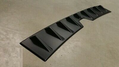 Roof Spoiler Vortex Generator For Sedan My09-14 For Subaru Impreza Rs Wrx Sti