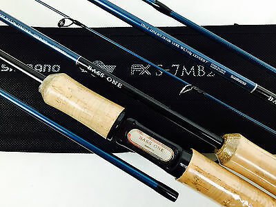 "Shimano Bass One 6'0"" Fishing Rod Spinning Rod Carbon Rod Rrp $125.99"