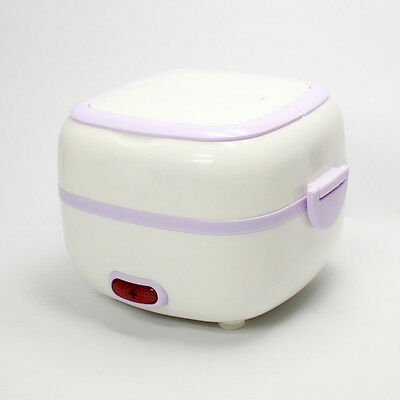Mini Lunch Box Multi-function Fashion Electric Food Meal Heat Machine Portable