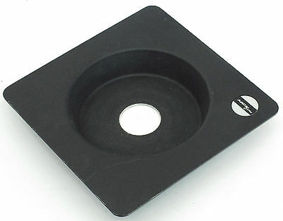 ARCA Swiss LensBoard Recessed 28mm - Cut Out 34mm