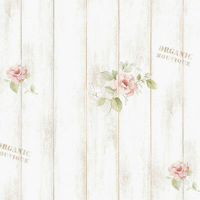 Contact Paper Whiterwash Wood Panel Self Adhesive Wallpaper Shabby Chic Sheets