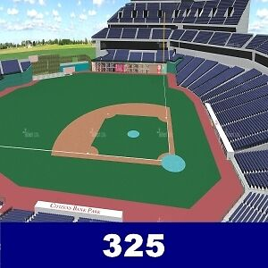 4 TIX Philadelphia Phillies v Miami Marlins 10/4 Citizens Bank Park 325