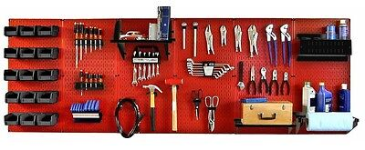 Wall Control 8 Ft. Wide Pegboard Organizer Kit 30WRK800
