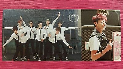 BTS JUNGKOOK #2 Official PHOTOCARD  2nd Mini Album Skool Luv Affair Photo Card