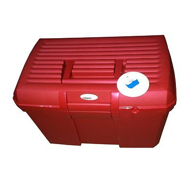 CATAGO Plaster Box for Horses - rot Grooming Care Janitorial supplies