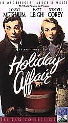 Holiday Affair (VHS, 1993) Leading Role:Robert Mitchum, Janet Leigh