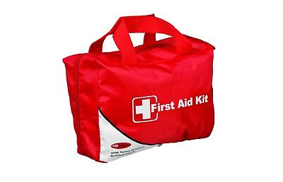 10 WNL Red Cross First Aid Kit - Family Travel  2 in 1 American Red Cross Guide